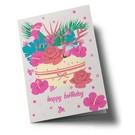 ha305 | happiness | Happy Birthday - folding card