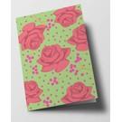 ha315 | happiness | Orange Roses - folding card