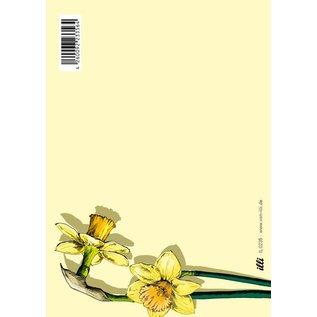IL0235   illi   Nari - Postkarte A6