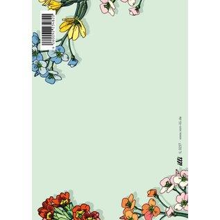 Postkarte - MIALA