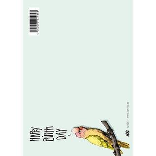 IL0241   illi   Feniz - Postkarte A6