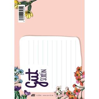 IL0244 | illi | Miala Gutschein - Postkarte A6