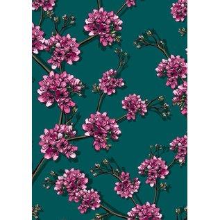 il7035   illi   Sakura Pink - Geschenkpapier Bogen 50 x 70 cm