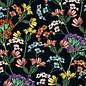 il7038   illi   Mia_a Black - wrapping paper Bogen 50 x 70 cm