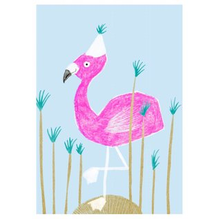 Flamingo - Neon Pink