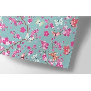 Geschenkpapier - Cherry Blossoms