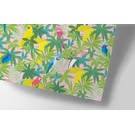 ha706 | happiness | Parrots - Geschenkpapier Bogen 50 x 70 cm