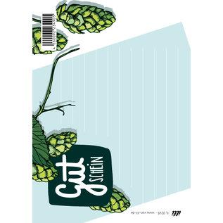 IL0245 | illi | Hopys Gutschein - Postkarte A6