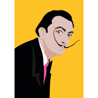 ng053 | Postkarte - Salvador Dali
