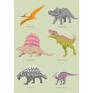Postcard - Dinosaur
