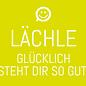 ws044   Postkarte - Lächle ...