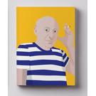cc814 | Notizheft A6 - Pablo Picasso
