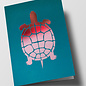 pu056   Pure   Turtle - folding card  B6