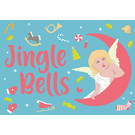 ccx009 | crissXcross | Jingle Bells - postcard A6