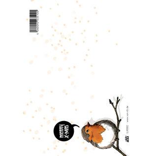 ILX0002 | illi | Wimbo - Postkarte A6