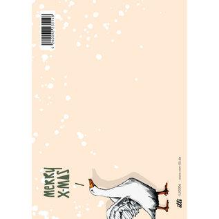 ilx0006 | Postkarte - FRIDA