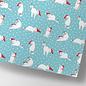cc728   crissXcross   Christmas Cats - Geschenkpapier Bogen 50 x 70 cm