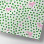 cc729 | crissXcross | Lucky Pig - wrapping paper Bogen 50 x 70 cm
