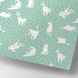 cc730 | crissXcross | Cats - Geschenkpapier Bogen 50 x 70 cm