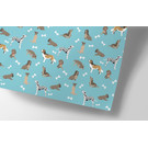 cc731 | crissXcross | Dogs - wrapping paper
