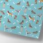 cc731 | crissXcross | Dogs - Geschenkpapier Bogen 50 x 70 cm