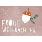 Designfräulein dfx043 | Designfräulein | Nugget colourful   - Postkarte A6