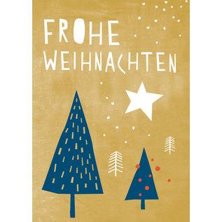 dfx046   Designfräulein   Landscape colourful - postcard A6