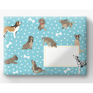 cc621 | crissXcross | Dogs - Envelope set C6