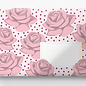 cc623 | crissXcross | Roses - Envelope set C6