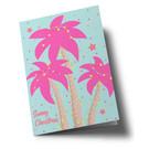 hax320 | happiness | Sunny Christmas - folding card  B6