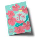 hax321 | happiness | Merry Xmas - folding card  B6