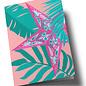 hax323 | happiness | Xmas Star Orange - folding card  B6