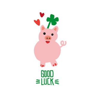 IL9088 | illi | Tutumi Good Luck - double card B6