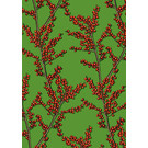 Wrapping Paper Nevo Green