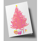 Folded Card - Christmas Tree