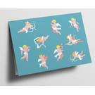 Folded Card - Little Angel