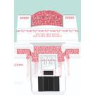 bv044 | bon voyage | Wiener Secessionsgebäude - Postkarte A6