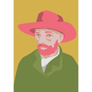 mu005 | museum art | Vincent van Gogh - postcard A6