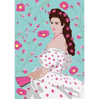 ng058 | Postkarte - Sissi, Kaiserin Elisabeth von Österreich
