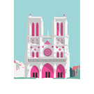 bv062 | Postkarte - Notre-Dame