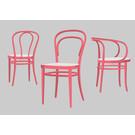 dc006 | Design Classics | Michael Thonet | Modell 214, 218, 209 - postcard A6