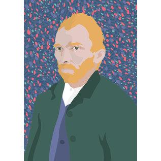 mu006 | Postkarte - Vincent van Gogh