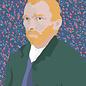 mu006 | museum art | Vincent van Gogh - Postkarte A6