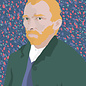 mu006 | postcard- Vincent van Gogh