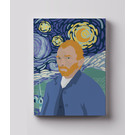 mu850 | museum art | Vincent van Gogh - Notizheft  A6