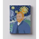 mu850 | Notebook A6 - Vincent van Gogh