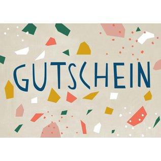 Designfräulein df307 | Designfräulein | Gutschein - Postkarte A6