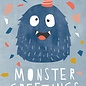 df310 | Designfräulein | Monster Greetings - postcard A6
