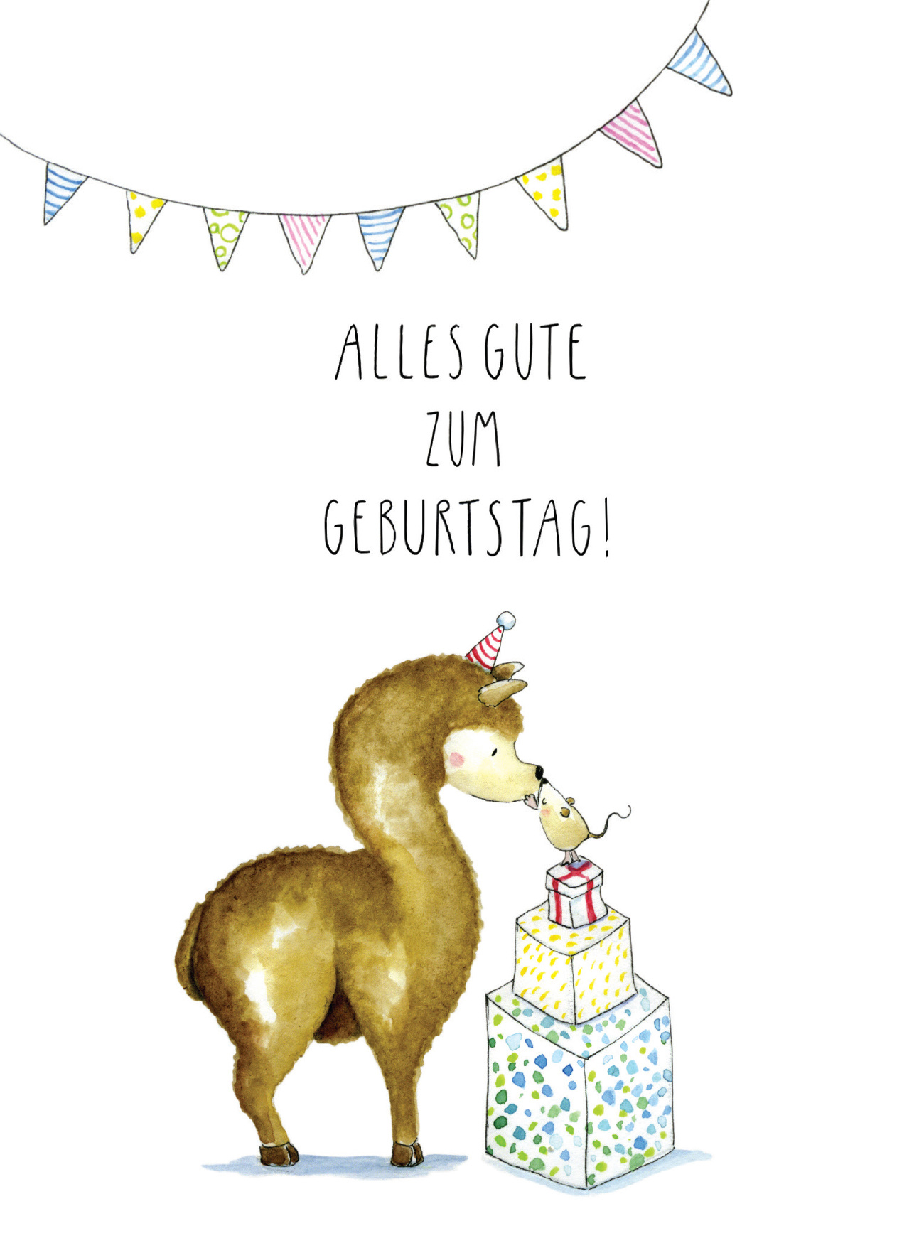 Geburttag Geburtstag translation
