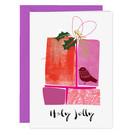 FZ-X-91601-X | Xmas Cards | Holy Jolly - folding card A6